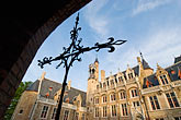 church of our lady stock photography | Belgium, Bruges, Church of Our Lady, image id 8-741-2154