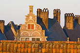 gabled stock photography | Belgium, Ghent, Gabled roofs, image id 8-742-1600