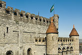 europe stock photography | Belgium, Ghent, Gravensteen (Castle of the Counts), image id 8-742-1692