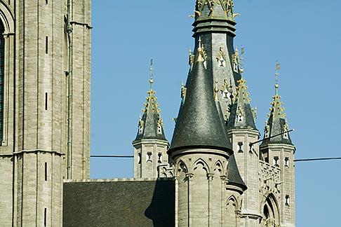 image 8-742-1805 Belgium, Ghent, Belfry