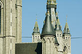 ghent stock photography | Belgium, Ghent, Belfry, image id 8-742-1805