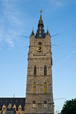 travel stock photography | Belgium, Ghent, Belfry, image id 8-742-2051