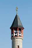 medieval stock photography | Belgium, Ghent, Medieval tower, image id 8-743-2267