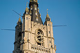 europe stock photography | Belgium, Ghent, Belfry, image id 8-743-2299