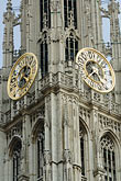 steeple stock photography | Belgium, Antwerp, Cathedral of Our Lady, Onze Lieve Vrouwekathedraal, image id 8-744-2127