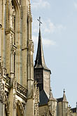 steeple stock photography | Belgium, Antwerp, Cathedral of Our Lady, Onze Lieve Vrouwekathedraal, image id 8-744-2129