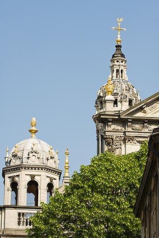 image 8-744-2131 Belgium, Antwerp, Church tower