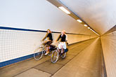 flemish stock photography | Belgium, Antwerp, Voetgangerstunnel under the River Schelde, image id 8-744-2259