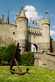 castle stock photography | Belgium, Antwerp,