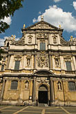 europe stock photography | Belgium, Antwerp, Carolus Borromeus Church, image id 8-745-2558