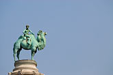 flemish stock photography | Belgium, Antwerp, Statue of camel at entrance to Antwerp Zoo, image id 8-745-2740