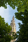steeple stock photography | Belgium, Antwerp, Cathedral of Our Lady, Onze Lieve Vrouwekathedraal , image id 8-745-2800
