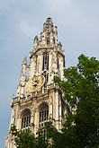 steeple stock photography | Belgium, Antwerp, Cathedral of Our Lady, Onze Lieve Vrouwekathedraal, image id 8-745-2813