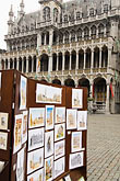 europe stock photography | Belgium, Brussels, City of Brussels Museum, Grand Place, image id 8-746-2711