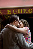 couple in street stock photography | Belgium, Brussels, Romantic couple in street, image id 8-746-2825