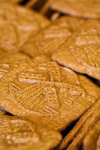 image 8-746-2847 Belgium, Brussels, Speculaas biscuits