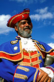one mature man stock photography | Bermuda, St. George, Town crier, image id 1-600-2