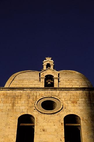 image 3-113-22 Bolivia, La Paz, Iglesia de San Francisco, bell tower
