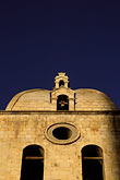 high stock photography | Bolivia, La Paz, Iglesia de San Francisco, bell tower, image id 3-113-22
