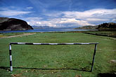 goalpost stock photography | Bolivia, Lake Titicaca, Lakeside scene, Titicachi, near Copacabana, image id 3-95-18