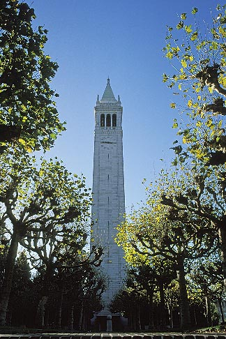 image 0-501-51 California, Berkeley, University of California, Campanile