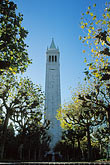 bay stock photography | California, Berkeley, University of California, Campanile, image id 0-501-51