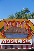 apple pie stock photography | California, Russian River, Mom