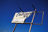 derelict stock photography | California, San Luis Obispo County, California Valley, sign, image id 1-381-1