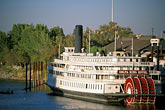 horizontal stock photography | California, Sacramento, Delta King Steamboat, image id 1-650-18