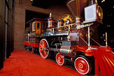 interior stock photography | California, Sacramento, California State Railroad Musuem, image id 1-651-18