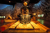 inside stock photography | California, Sacramento, California State Railroad Musuem, image id 1-651-26