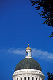 blue sky stock photography | California, Sacramento, California State Capitol Building, image id 1-651-99