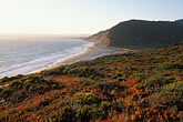 pacific ocean coastline stock photography | California, Santa Cruz County, Pacific Coast Highway near Santa Cruz, image id 2-630-35