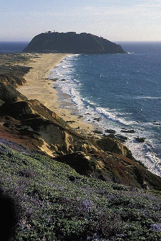 image 2-645-51 California, Big Sur, Point Sur