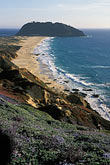 sand stock photography | California, Big Sur, Point Sur, image id 2-645-51
