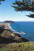 pacific ocean coastline stock photography | California, Big Sur, Point Sur, image id 2-645-54