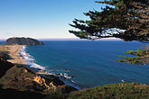 overlook stock photography | California, Big Sur, Point Sur, image id 2-645-70