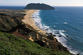 pacific ocean coastline stock photography | California, Big Sur, Point Sur, image id 2-645-71