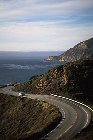image 2-645-89 California, Big Sur, Pacific Coast Highway