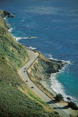 pacific ocean coastline stock photography | California, Big Sur, Pacific Coast Highway , image id 2-646-4