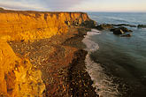cliff stock photography | California, San Luis Obispo County, Coast south of Ragged Point , image id 2-650-64