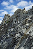 mountain stock photography | California, Yosemite National Park, Matthes Crest, Tuolomne, image id 2-68-5