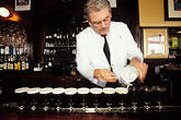 pouring drinks stock photography | California, San Francisco, Buena Vista Cafe, Irish Coffee, image id 3-1011-16