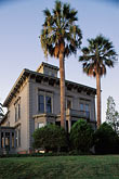 exterior stock photography | California, Contra Costa, Exterior, John Muir House, Martinez, image id 3-340-1