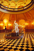 capitol stock photography | California, Sacramento, State Capitol foyer, statue of Chistopher Columbus, image id 4-316-18
