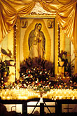 well lit stock photography | California, Missions, Virgin of Guadalupe, Mission San Juan Bautista, image id 4-531-5