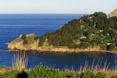 vista stock photography | California, Marin County, Muir Beach promontory and Pacific Ocean, image id 4-700-98
