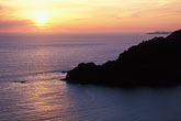 marine stock photography | California, Marin County, Muir Beach, Sunset, image id 4-701-32