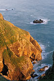 rocky cliffs stock photography | California, Marin County, Muir Beach coastline, rocky cliffs, image id 4-701-77