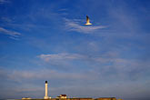 blue sky stock photography | California, Point Arena, Point Arena Lighthouse, image id 4-795-43